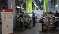 İtema Dokuma Makinelerini Bursa'da Tanıttı