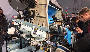 Picanol Terrymax-i Rapierli Havlu Makinesini Denizli'de Tanıttı
