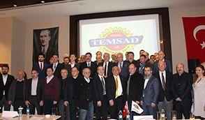 TEMSAD'ın 10.Olağan Genel Kurulu Gerçekleştirildi