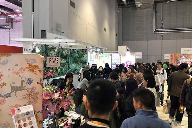 Intertextile Shanghai Apparel Fabrics &Yarn Expo Katılımımız Gerçekleşti