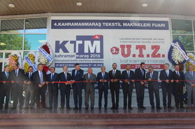 Tekstil Dünyasının Devleri KTM 2018 'de Bir Araya Geldi