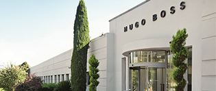 Aster Tekstil'e Hugo Boss Solutions Desteği