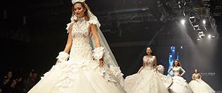 12. IF Wedding Fashion İzmir Fuarı Gerçekleşti