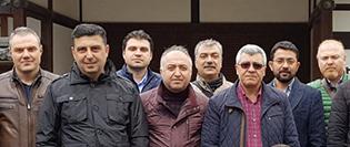 Türk Tekstilciler Murata Teknolojilerini İnceledi