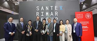 Itma Asia 2018'de Santex Rimar Grubu