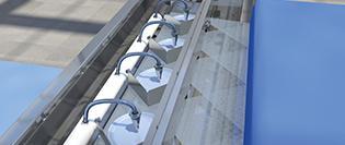 WEKO'dan Temassız Sıvı Uygulama Sistemi