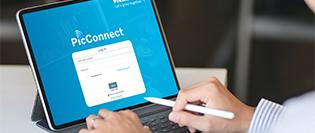 Picanol, sezgisel dokuma için yeni çevrimiçi platform olan PicConnect'i piyasaya sürdü