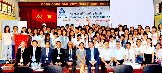 VDMA Vietnam'da Yoğun İlgi Gördü