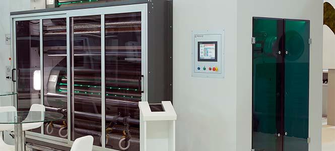 Has Group, RCM-D Makinesiyle ITMA Asia'da
