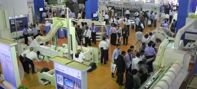 Tekstil Teknolojileri India ITME'de Buluşuyor