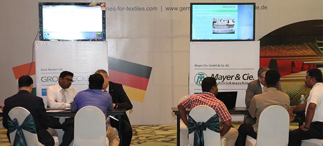 Alman Teknolojisi ABD ve Meksika Tekstilleriyle Buluşuyor