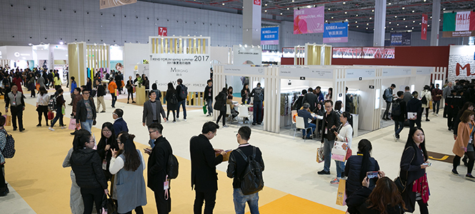 Intertextile Shanghai Trendlerin Merkezi Olacak