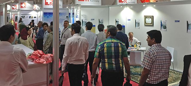İsviçreli Firmalardan İrantex'e Güçlü Katılım