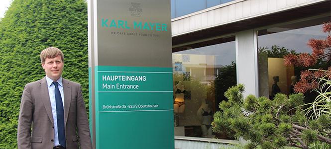 Karl Mayer Türkiye Pazarına Odaklanıyor