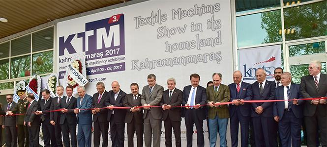 Tekstilin Devleri KTM 2018'de Buluşuyor