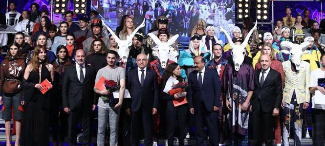 Koza'nın Genç Tasarımcıları Ödüllendirildi
