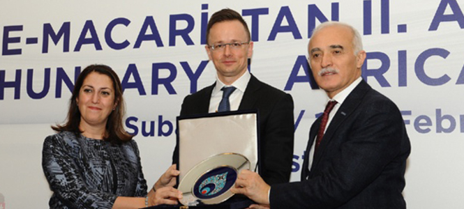 Türkiye ile Macaristan'dan Afrika açılımı