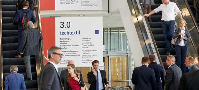 İtalyan Makineciler Techtextil'de Buluşacak