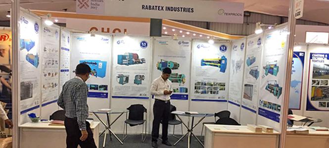 Rabatex ITMA 2019'da Yenilikçi Dokuma Hazırlık Teknolojilerini Sergileyecek