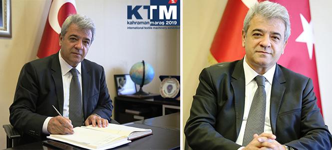 """""""KTM, İş Dünyamız Adına Çok Önemli Bir Organizasyon"""""""
