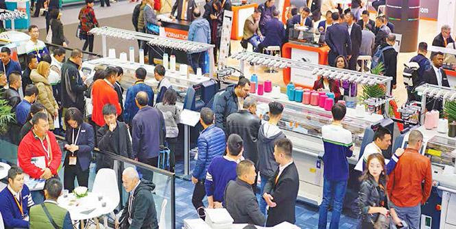 ShanghaiTex Teknoloji ve Tekstili Bir Araya Getiriyor