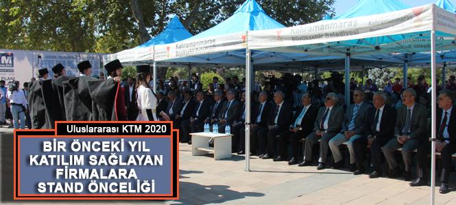 Uluslararası KTM 2020 Stand Satışları Başladı