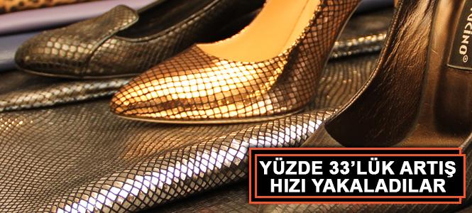 Ayakkabı İhracatı Deri Sektörünü Rekortmen Yaptı