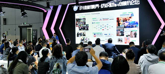 Çin'de Yarn Expo Başarı İle Gerçekleşti
