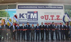 The Giants of Textile World Gathered at KTM 2018 resmi