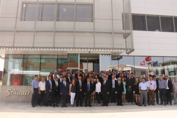 Stäubli celebrates opening of new offices and working facilities in Turkey