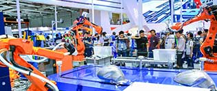 Industrial Automation Exhibition Will Take Part in China