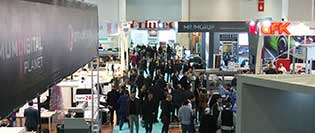 Participants Are Satisfied with FESPA Eurasia 2018