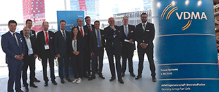 Great Participation from VDMA to ITMA 2019