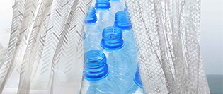 Curtain Production from Pet Bottle