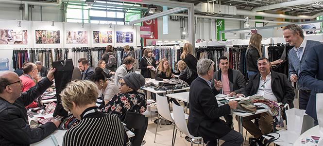 Texworld Paris Hosts Participants With Its Expanding Space
