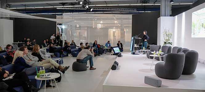 'Interior.Architecture.Hospitality' Theme at Heimtextil