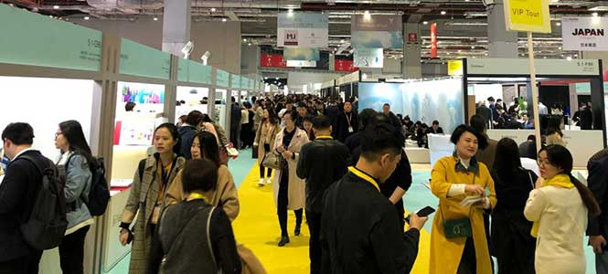 Intertextile Shanghai Wind Continues to Blow