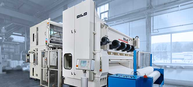 Dilo Group will Exhibit Nonwoven Innovations