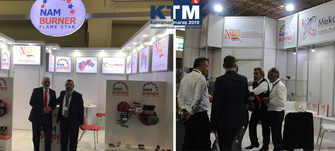 Nam Isı is at KTM 2019 with its ambitious products