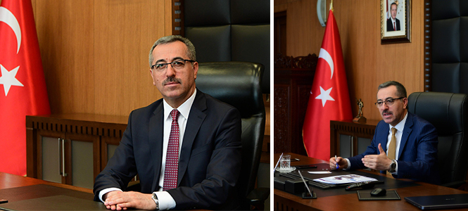 Mayor Güngör: There is a growing demand to be a pioneer in change