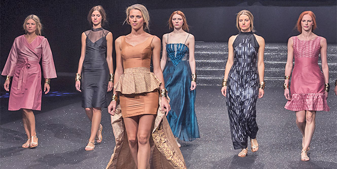 Paris Bring Together World Fashion Industry