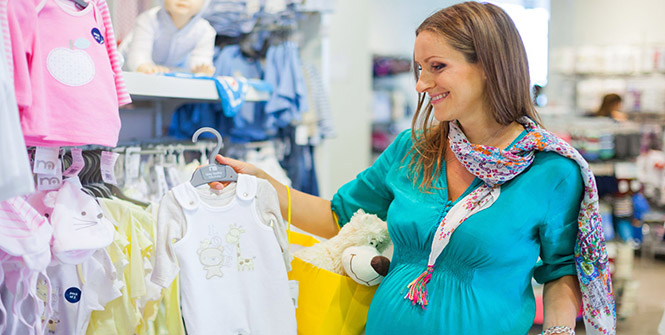 Russia's choice of baby and child garments was Bursa