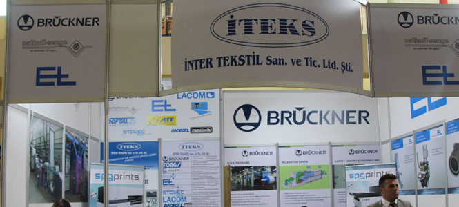 Inter Tekstil Continues To Supply Machinery To The Sector