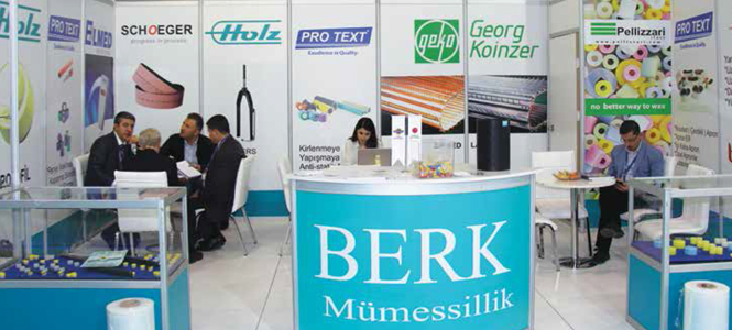 Berk Mümessillik Participation at KTM 2020 with New Products