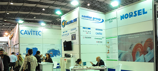 Ulubilge Mümessillik will exhibit at TME 2021 with Santex, Schill & Seilacher and Norsel AG