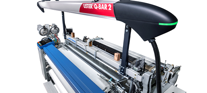 A radical leap in fabric inspection: Uster Q-Bar 2