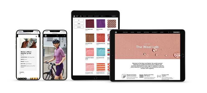 The Wool Lab Digital platform Received Appreciation