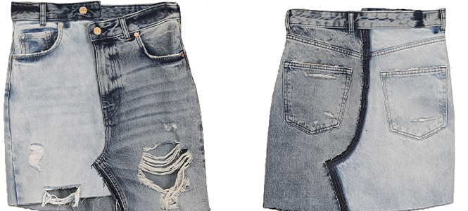RECYCLED ECO-FRIENDLY DENIM ASSESSMENT