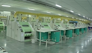 Lakshmi Machine Works Limited - Textile Machinery